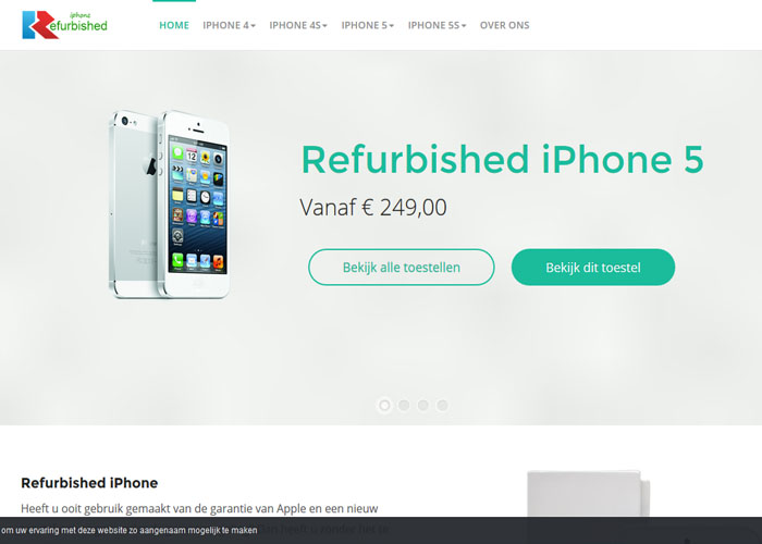 iPhone Refurbished