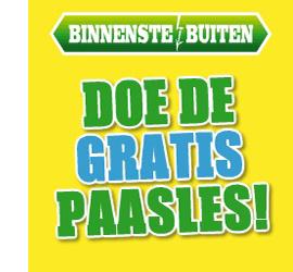 Doe de gratis paasles!